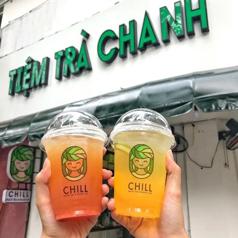 Tiệm trà chanh Chill