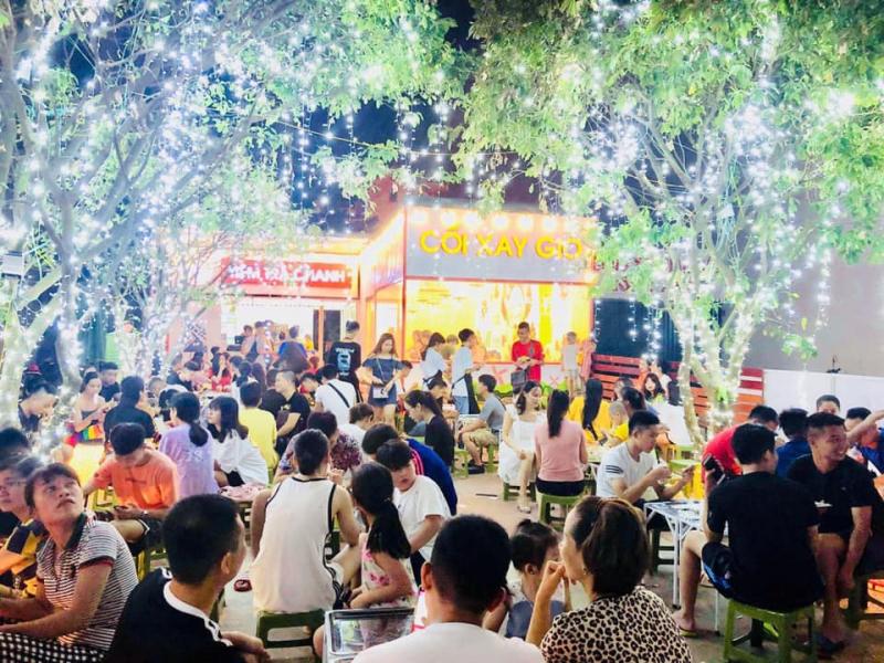 Tiệm Trà Chanh Cối Xay Gió Ninh Bình