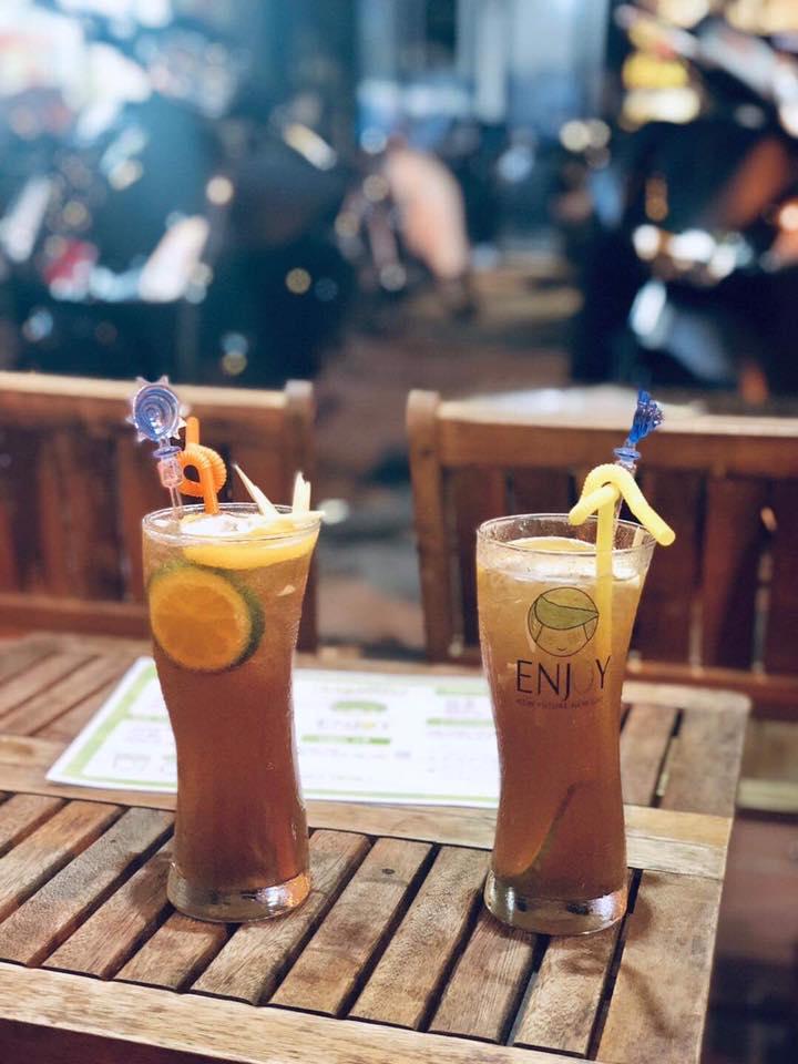 Tiệm Trà Chanh Enjoy