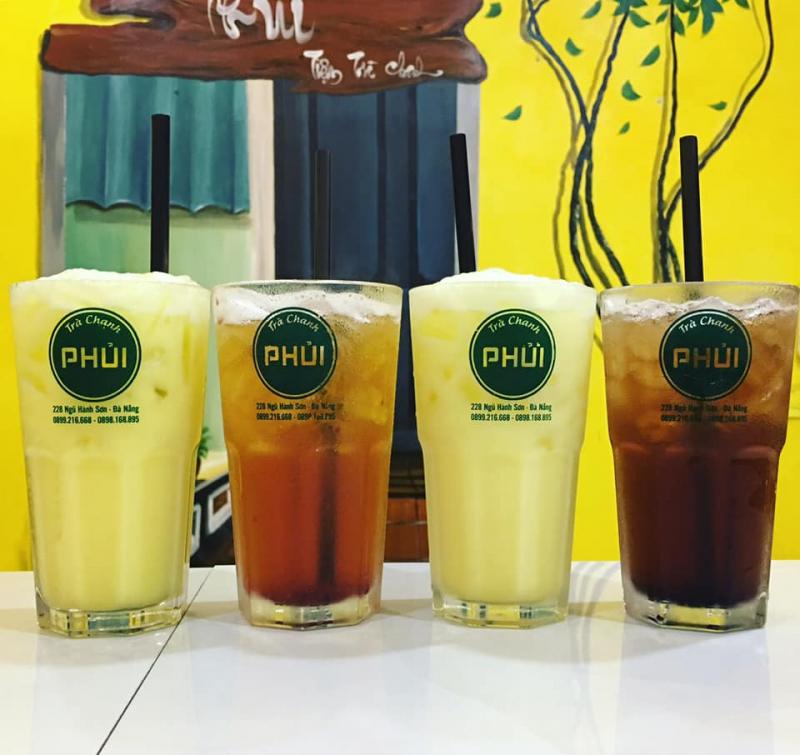 Tiệm Trà Chanh Phủi