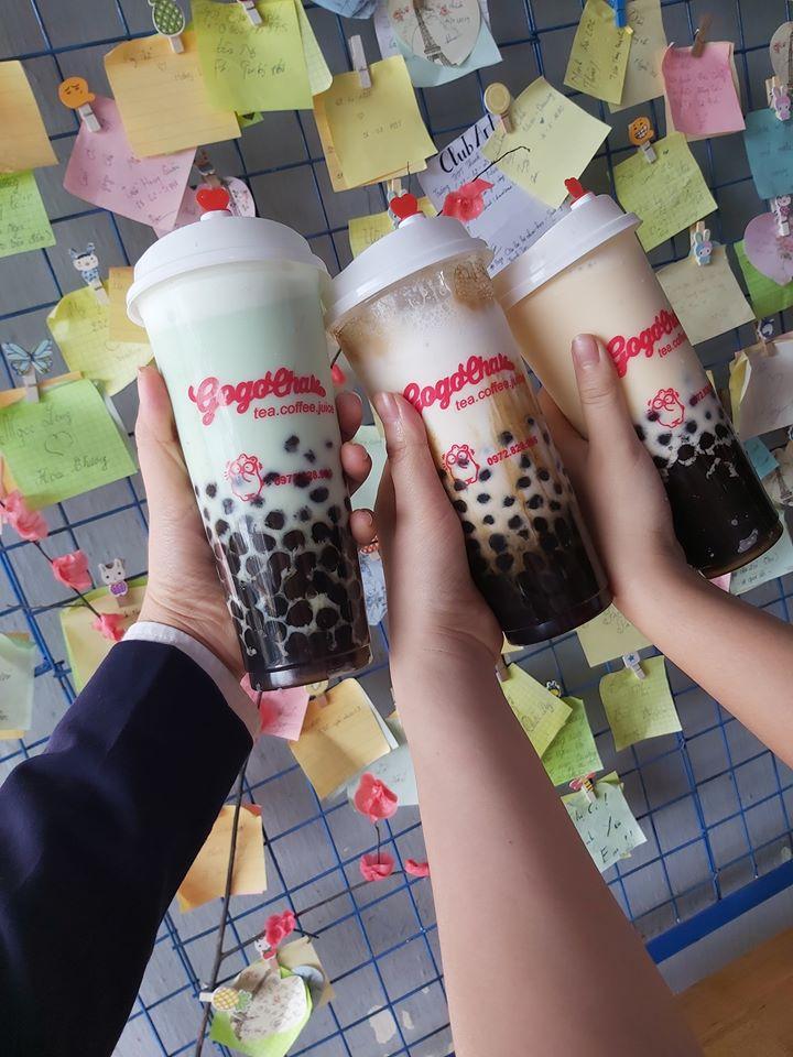 Tiệm trà Gogo Cha