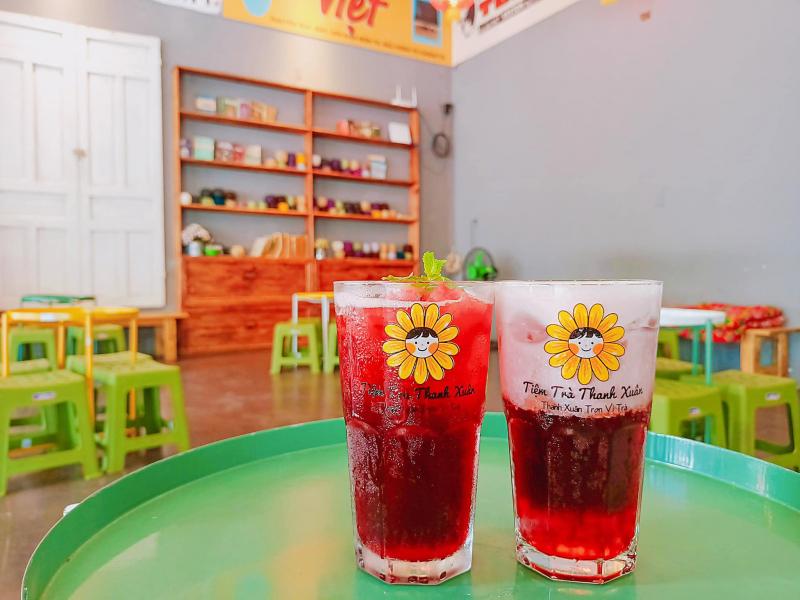 Tiệm trà Thanh Xuân