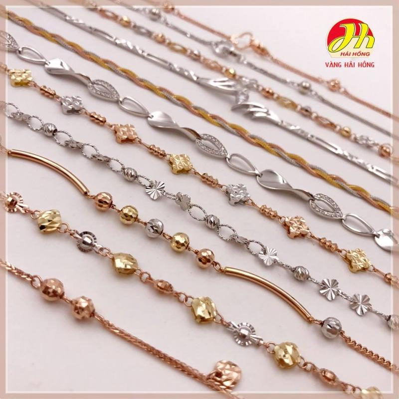 Tiệm vàng Hải Hồng - Tiệm vàng uy tín và chất lượng nhất Hải Dương