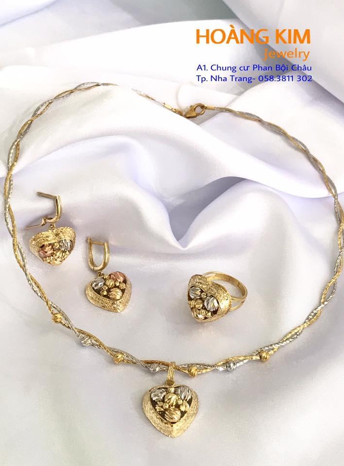 Tiệm vàng Hoàng Kim - Tiệm vàng bạc đá quý uy tín nhất tại Nha Trang