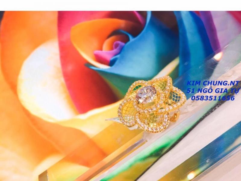 Tiệm vàng Kim Chung - Tiệm vàng bạc đá quý uy tín nhất tại Nha Trang