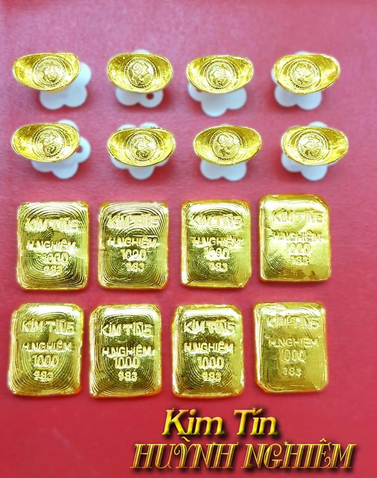 Tiệm vàng Kim Tín Huỳnh Nghiêm - Tiệm vàng bạc đá quý uy tín nhất tại Cần Thơ