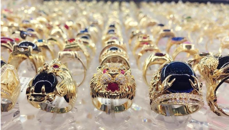 Tiệm vàng Ngọc Hoàng