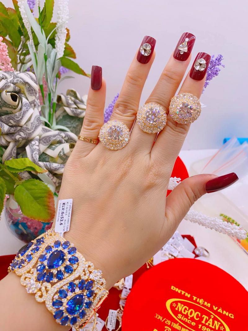 Top 6 Tiệm vàng uy tín và chất lượng nhất TP. Long Xuyên, An Giang