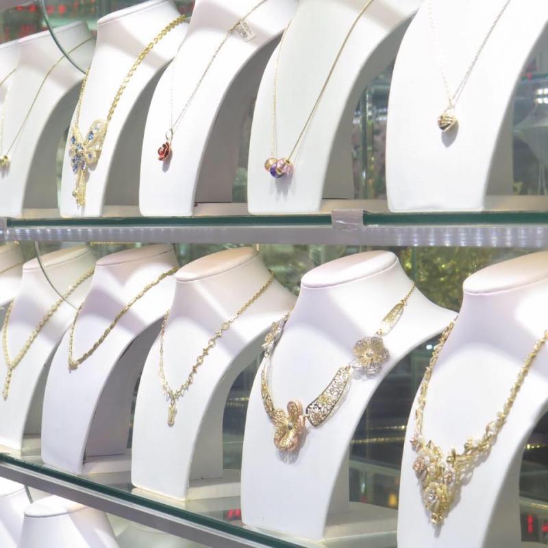 Tiệm vàng Ngọc Tuyết