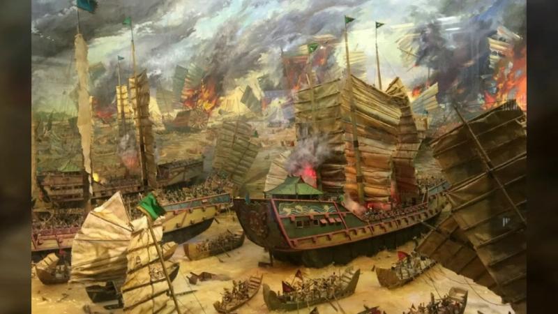 Trận thủy chiến trên sông Bạch Đằng của Ngô Quyền