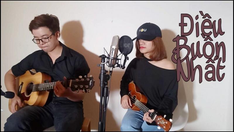 Tiến Nguyễn cover bài hát cùng vợ mình