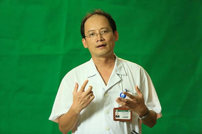 BS Khanh - người đầu tiên ứng dụng phương pháp bắn tiêm xơ tĩnh mạch