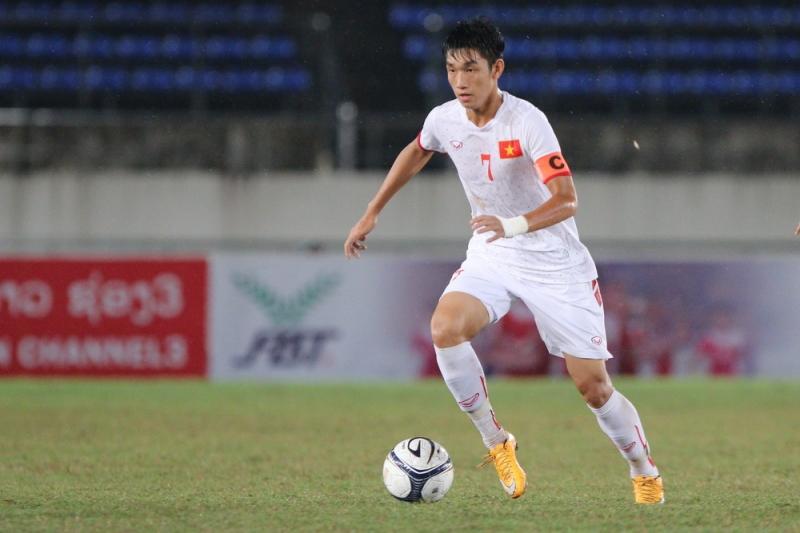 Đội trưởng U19 Việt Nam Nguyễn Trọng Đại