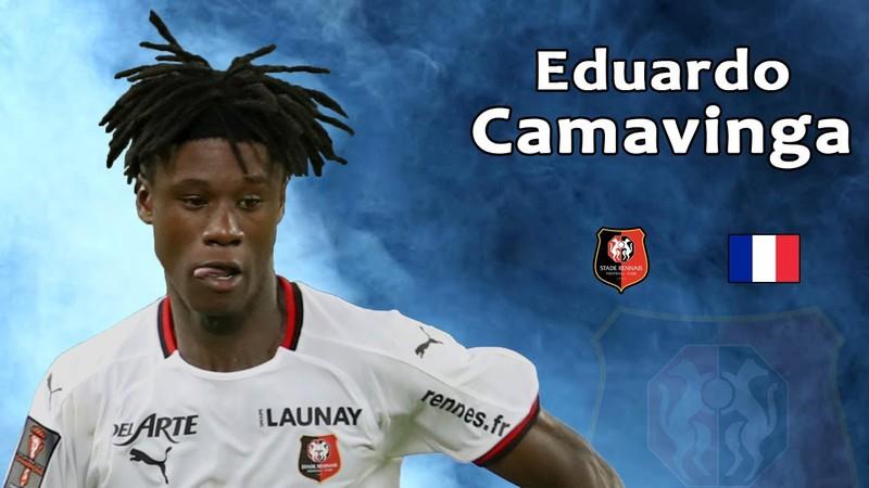 Tiền vệ phòng ngự: Eduardo Camavinga (2002)