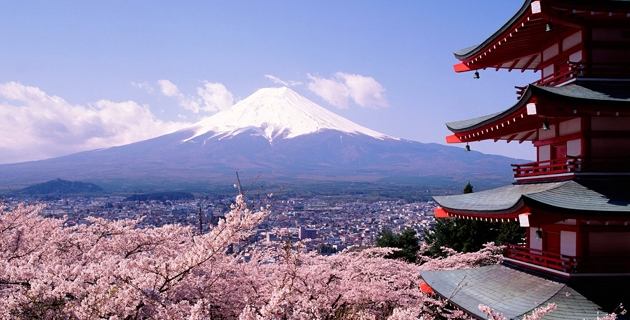 Núi Phú Sỹ - biểu tượng của Nhật Bản
