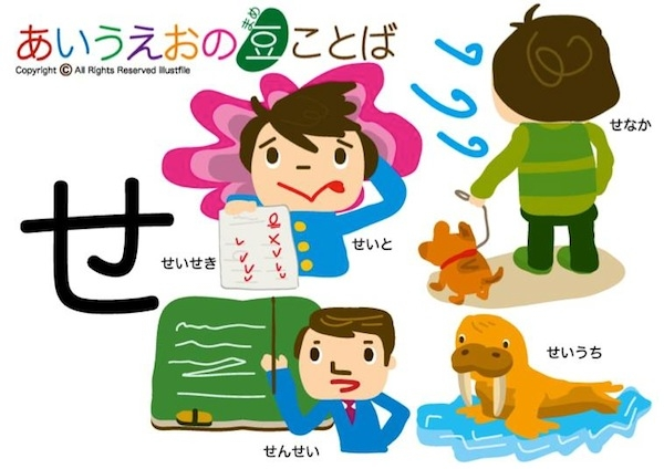 Được học tiếng Nhật bằng hình ảnh và âm thanh
