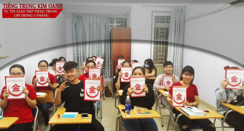 Học tiếng Trung tại tiếng Trung Kim Oanh