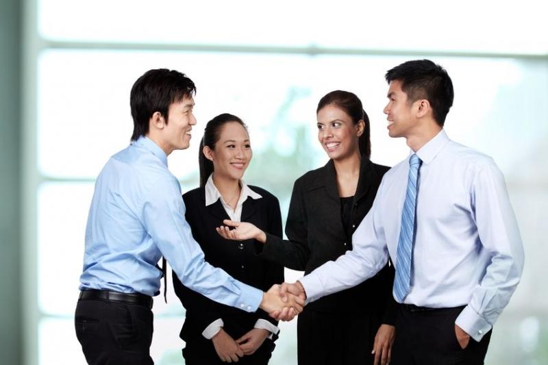 Một mối quan hệ rộng có thể giúp bạn rất nhiều trong việc tìm kiếm nhà đầu tư
