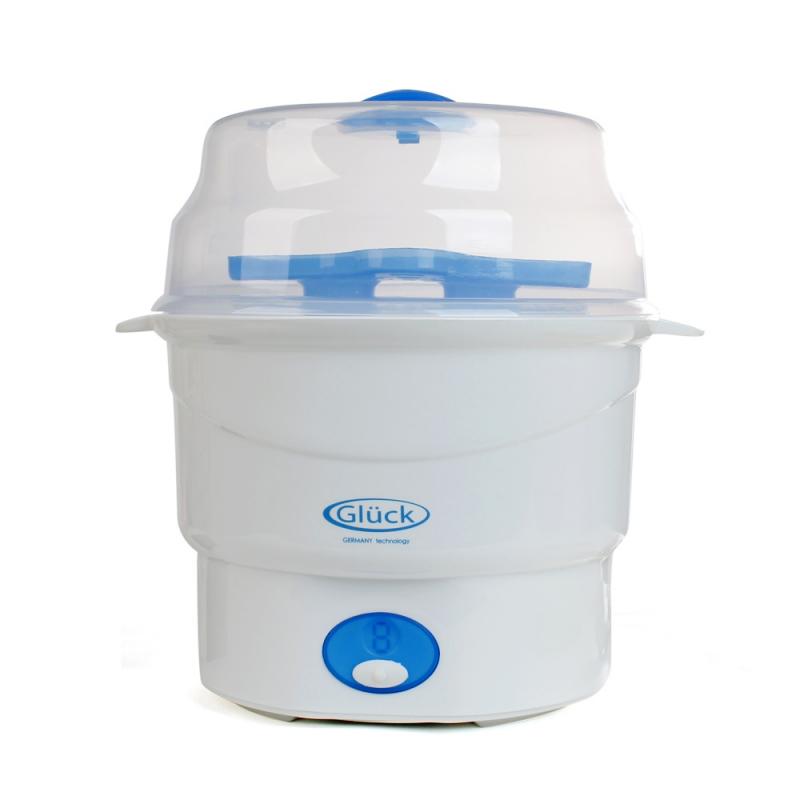 Tiệt trùng bình sữa Gluck (06 bình) GX06