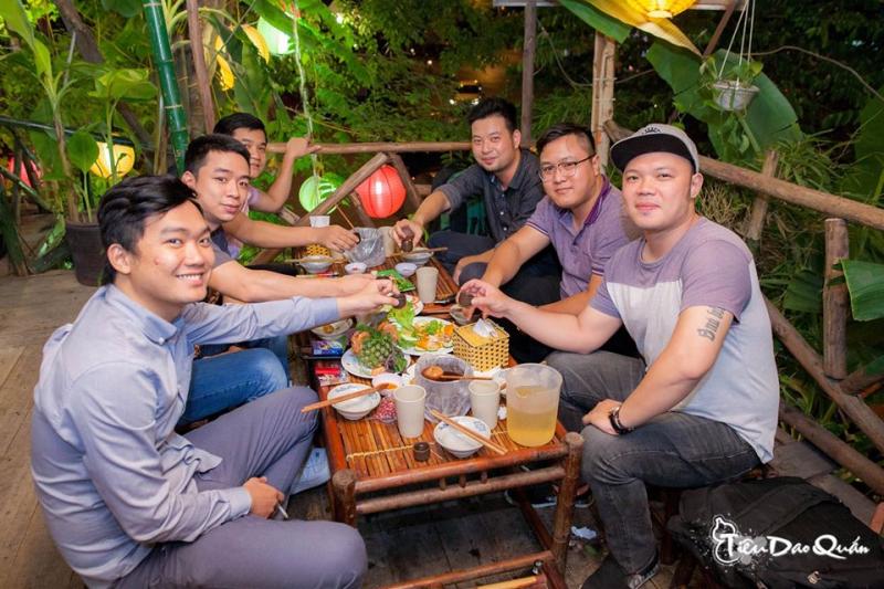 Tiêu Dao Quán - Ẩm Thực Đồng Quê - 59 Hoàng cầu
