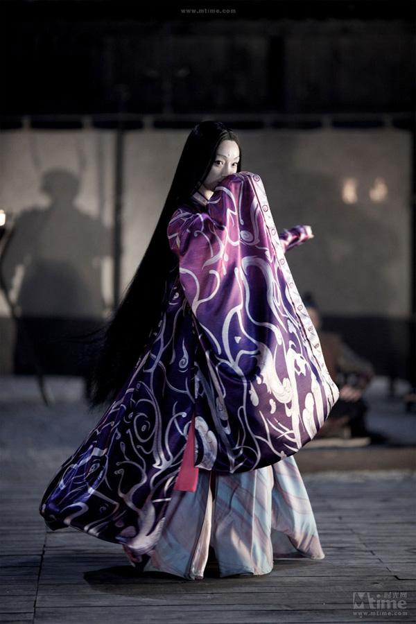 Châu Tấn mang vẻ đẹp ma mị trong vai Tiểu Duy