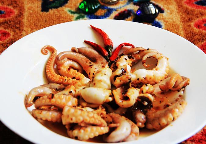Top 8 địa chỉ ăn bạch tuộc nướng ngon và chất lượng nhất Đà Nẵng