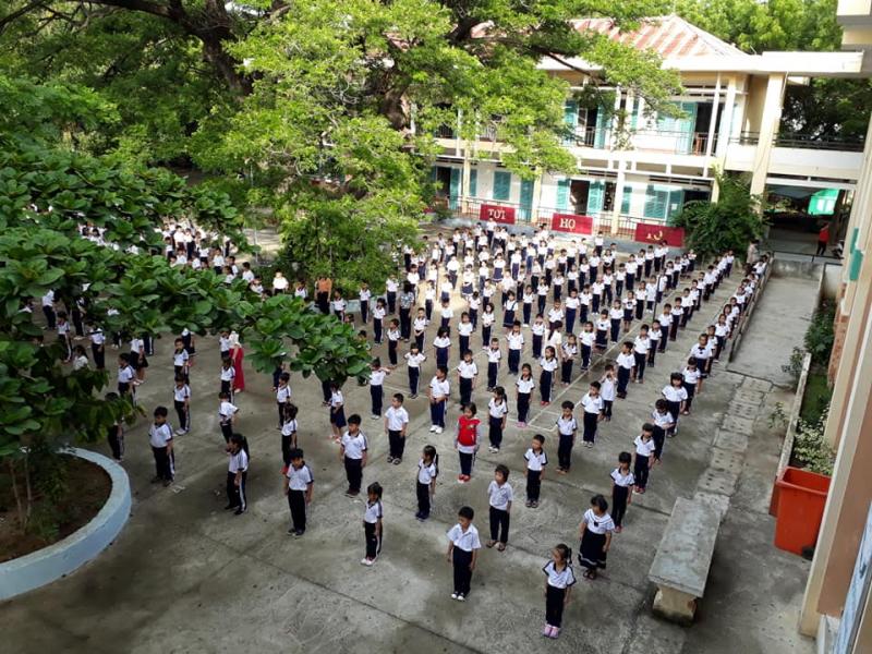 Tiểu Học Mỹ Hương