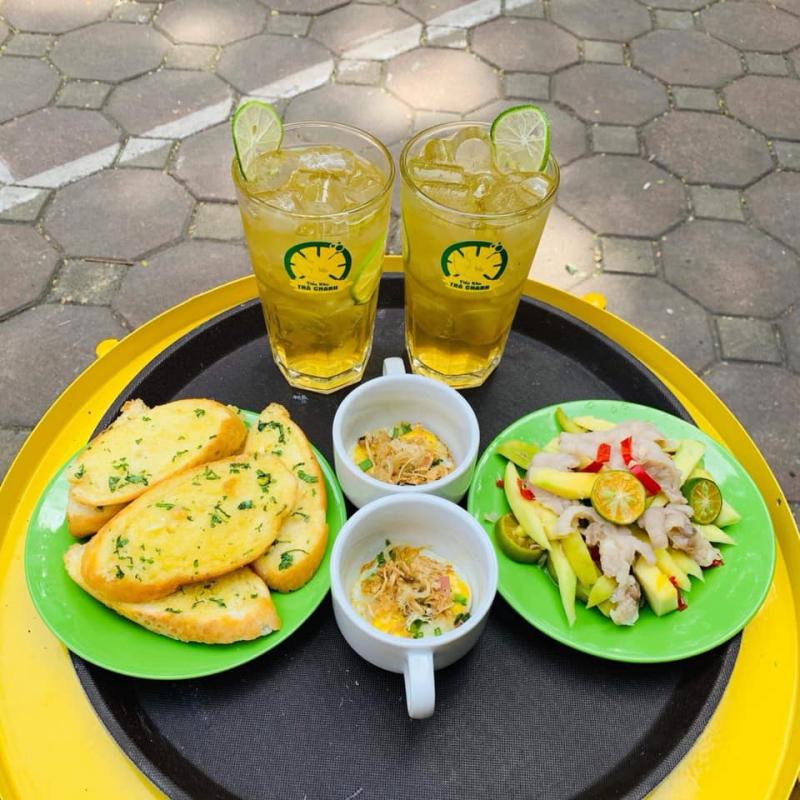 Top 10 Tiệm trà chanh ngon nhất quận Cầu Giấy, Hà Nội