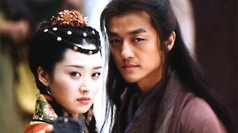 Hai nhân vật chính của phim trong phiên bản 2001