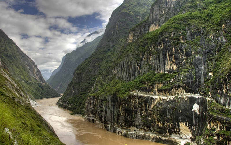 Tiger Leaping Gorge, Trung Quốc