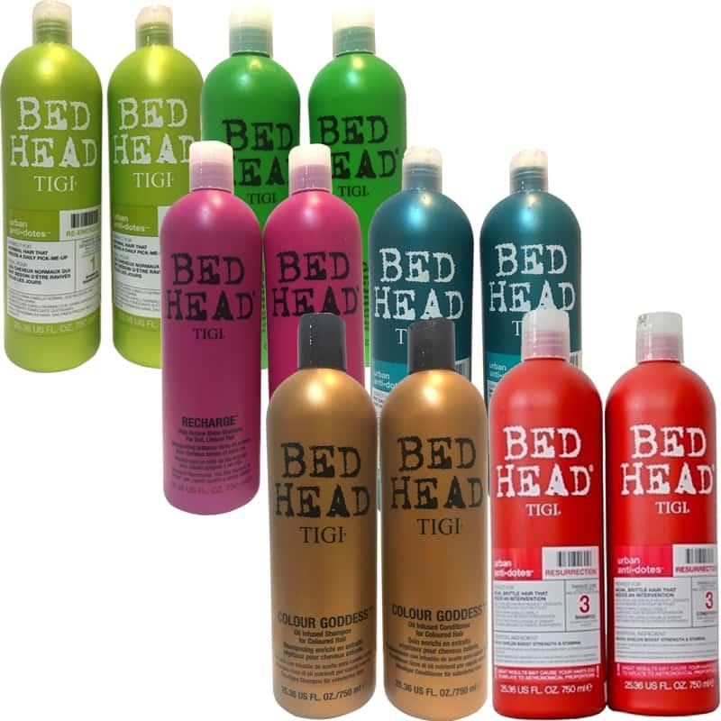 Sản phẩm của hãng có thiết kế bắt mắt với nhiều màu sắc tương ứng với các loại da đầu