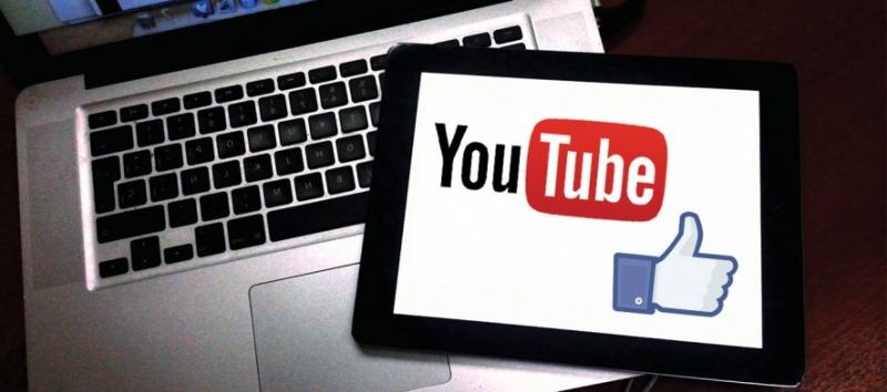 Tìm đến các kênh YouTube học tiếng Anh