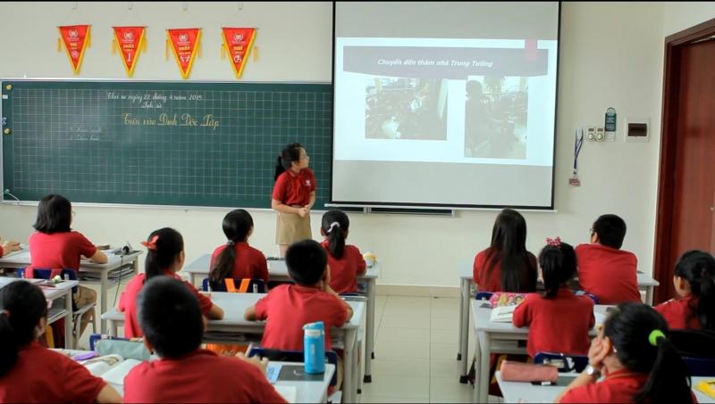 Hãy cố gắng rèn luyện kỹ năng thuyết trình ngay từ khi còn ngồi trên ghế nhà trường