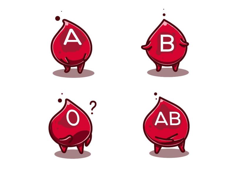 Bạn có thể biết nhóm máu của mình qua việc hiến máu
