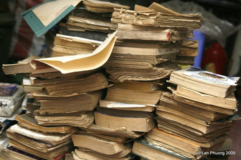 Tìm nguồn sách cũ