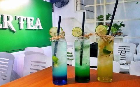 Timber Tea - Triệu Việt Vương
