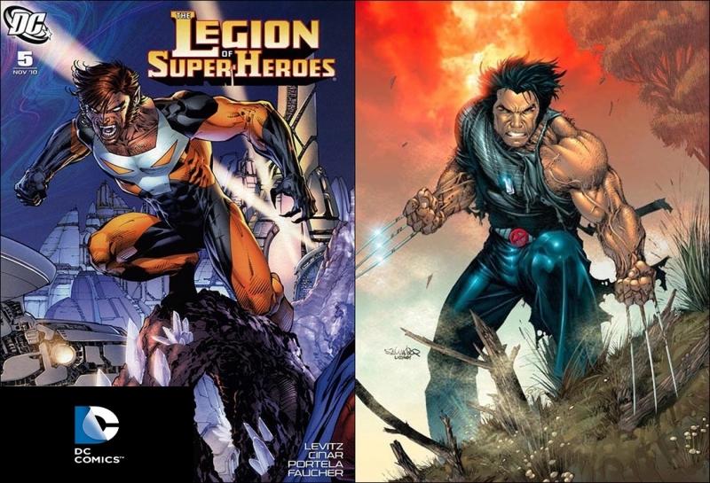 Timber Wolf và Wolverine