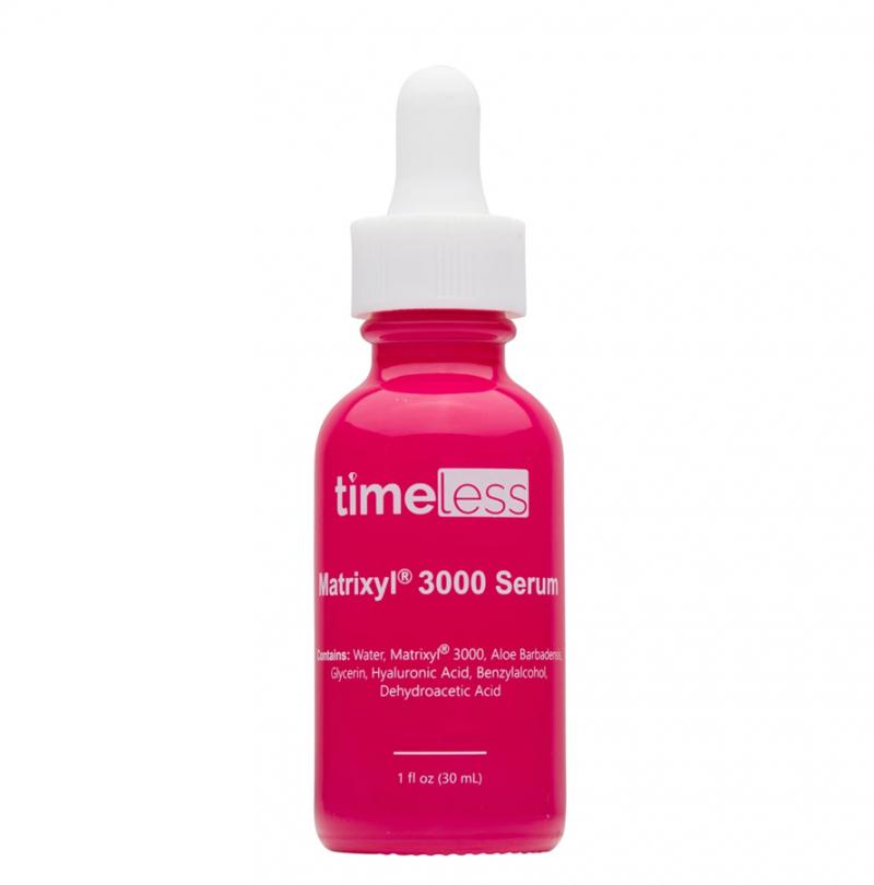 Timeless Pure Natural Serum Matrixyl-3000 & Hyaluronic Acid