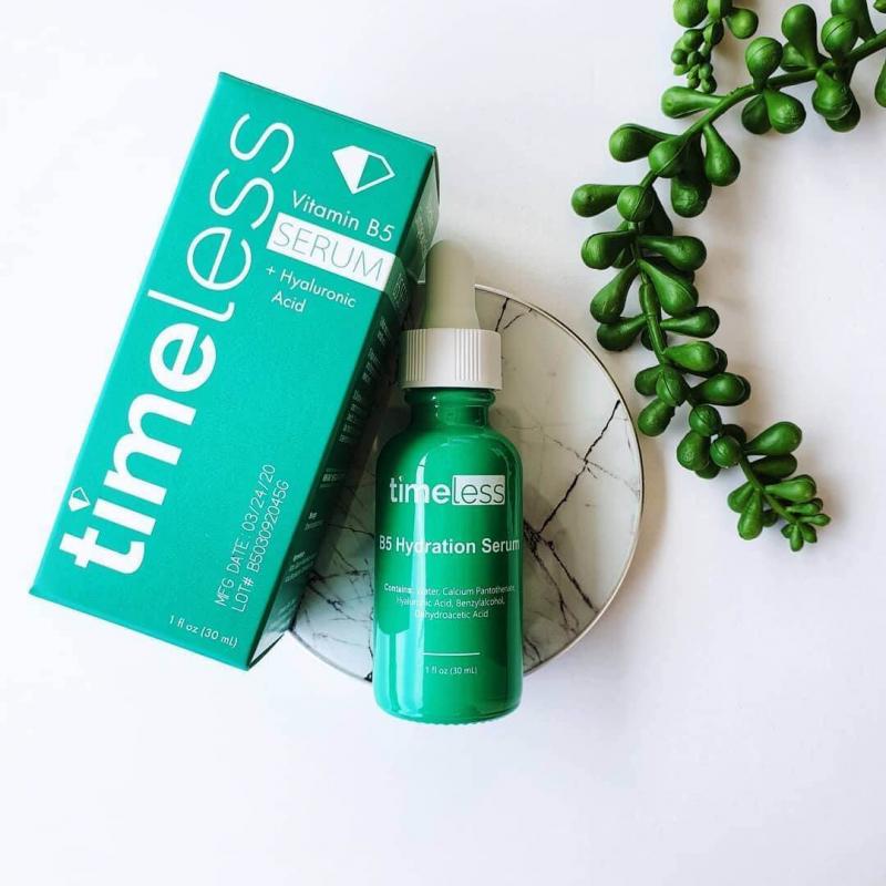 Timeless Vitamin B5 + Hyaluronic Acid