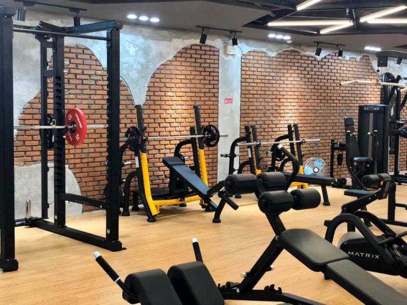 Times Plus Fitness & Yoga Pleiku Gia Lai