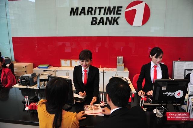 Maritime Bank dinh phải tin đồn thất thiệt trong năm 2016