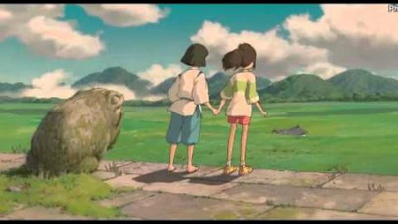 Haku tạm biệt và hứa sẽ tìm Chihiro.