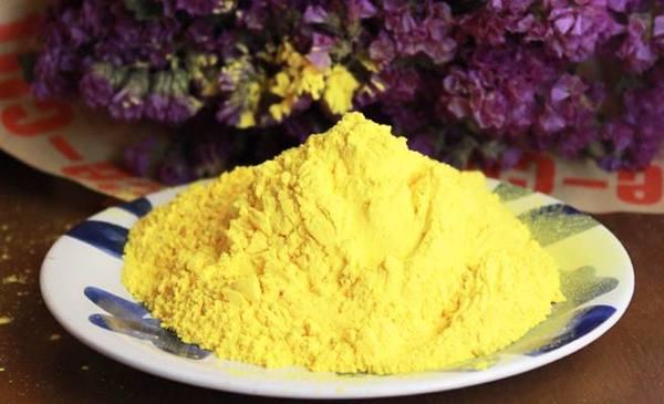 Tinh bột nghệ dưỡng ẩm cho da khô