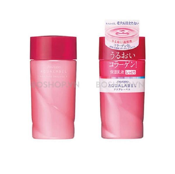 Tinh chất dưỡng ẩm Shiseido Aqua Label Moisture Emulsion