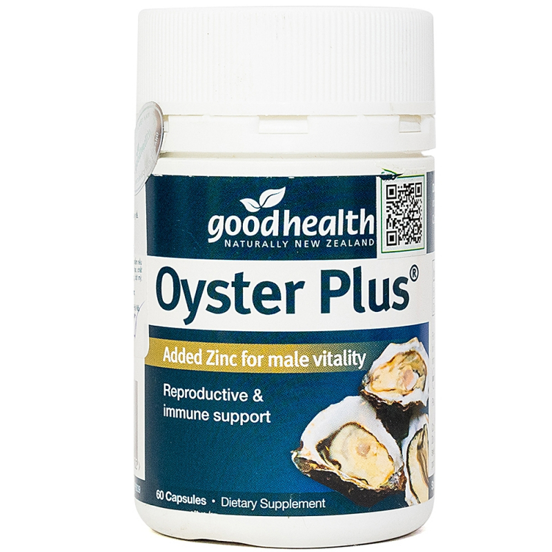 Tinh chất hàu New Zealand Good Health Oyster Plus