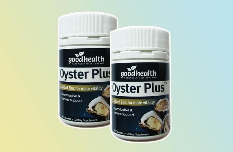 Tinh chất hàu Oyster Plus Zinc của Goodhealth