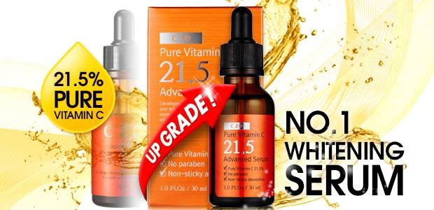 By Wishtrend Pure Vitamin C 21.5 Advanced Serum