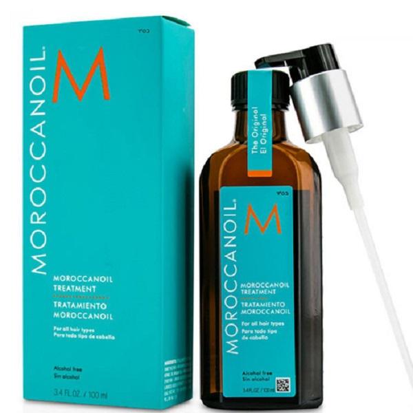 Dầu dưỡng tóc Moroccanoil
