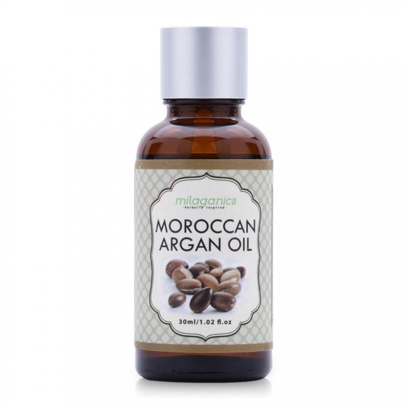 Dầu argan Milaganics Moroccan Argan Oil