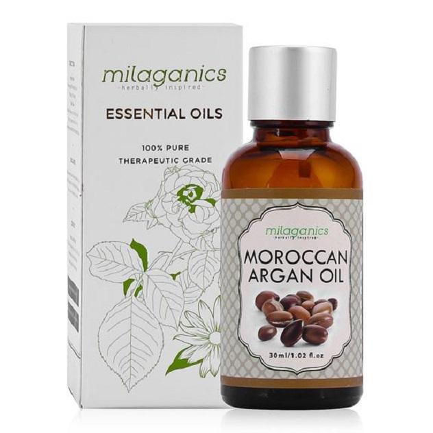 Tinh dầu Massage Argan Milaganics